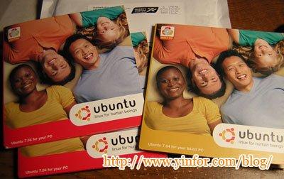 ubuntu7.04-cd