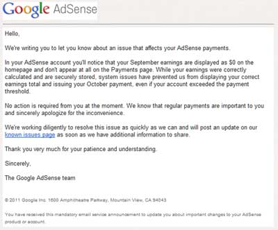 adsense-payment-issues
