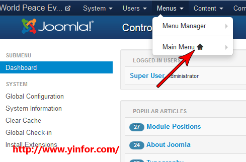 main-menu-joomla3