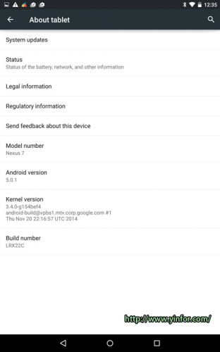 android-5.0.1