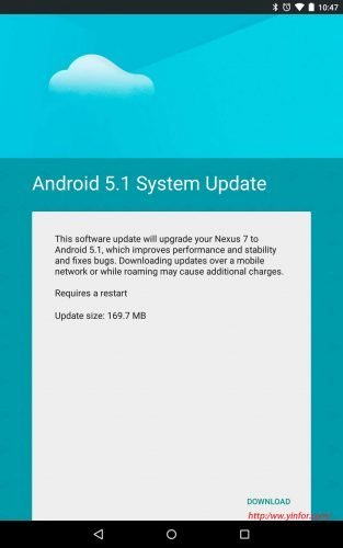 android5.1.update.notice