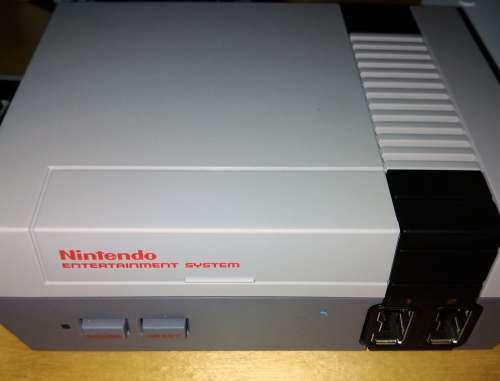 NES Classic Front Look